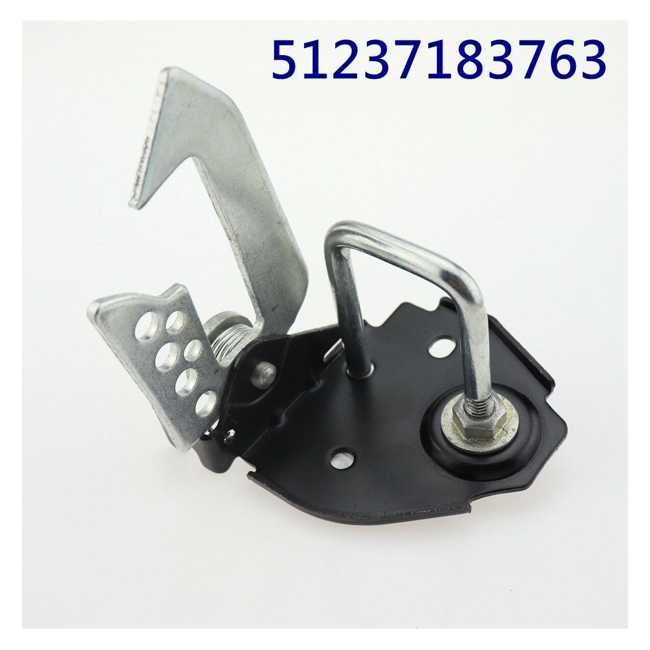 For 09-16 BMW 528 535 550 650 740 750 M5 M6 Z4 Hood Lock Latch RIGHT 51237183764