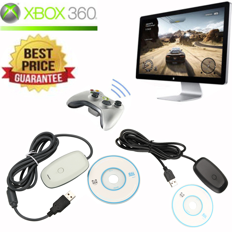 Details about USB PC Steam Video Gaming Receiver Adapter for Xbox 360  Wireless Controller
