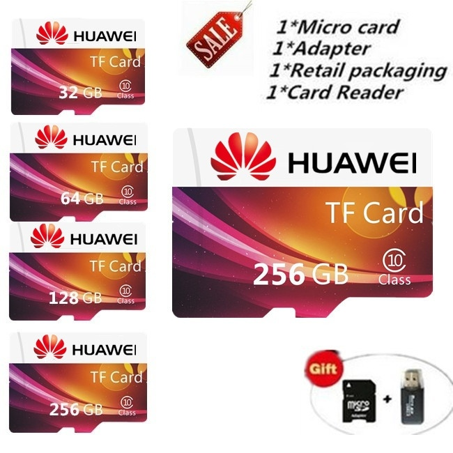 Details about Original TF Card HUAWEI Flash Memory Card Micro SD Card  8-512GB Class10 For MP4