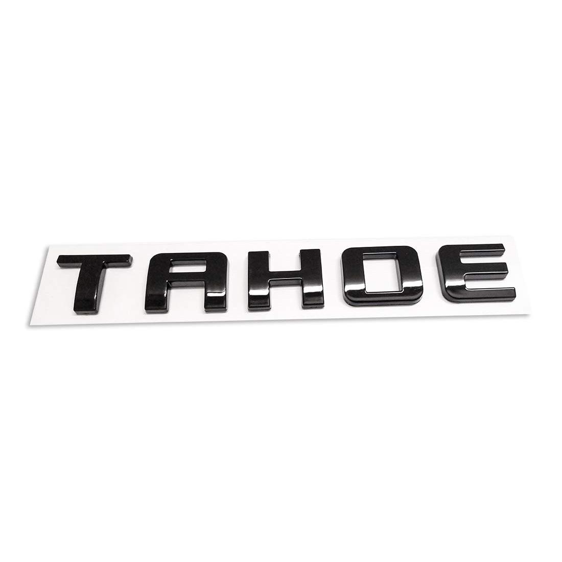 CHEVY TAHOE EMBLEM 07-19 FRONT DOOR//REAR LIFTGATE CHROME BADGE sign symbol logo