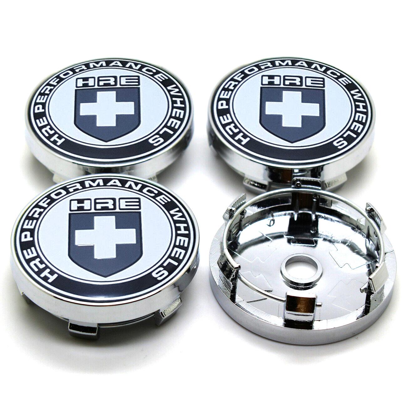 4x Jaguar wheels center caps stickers 56mm Black Sport Top Quality UK 1st Class