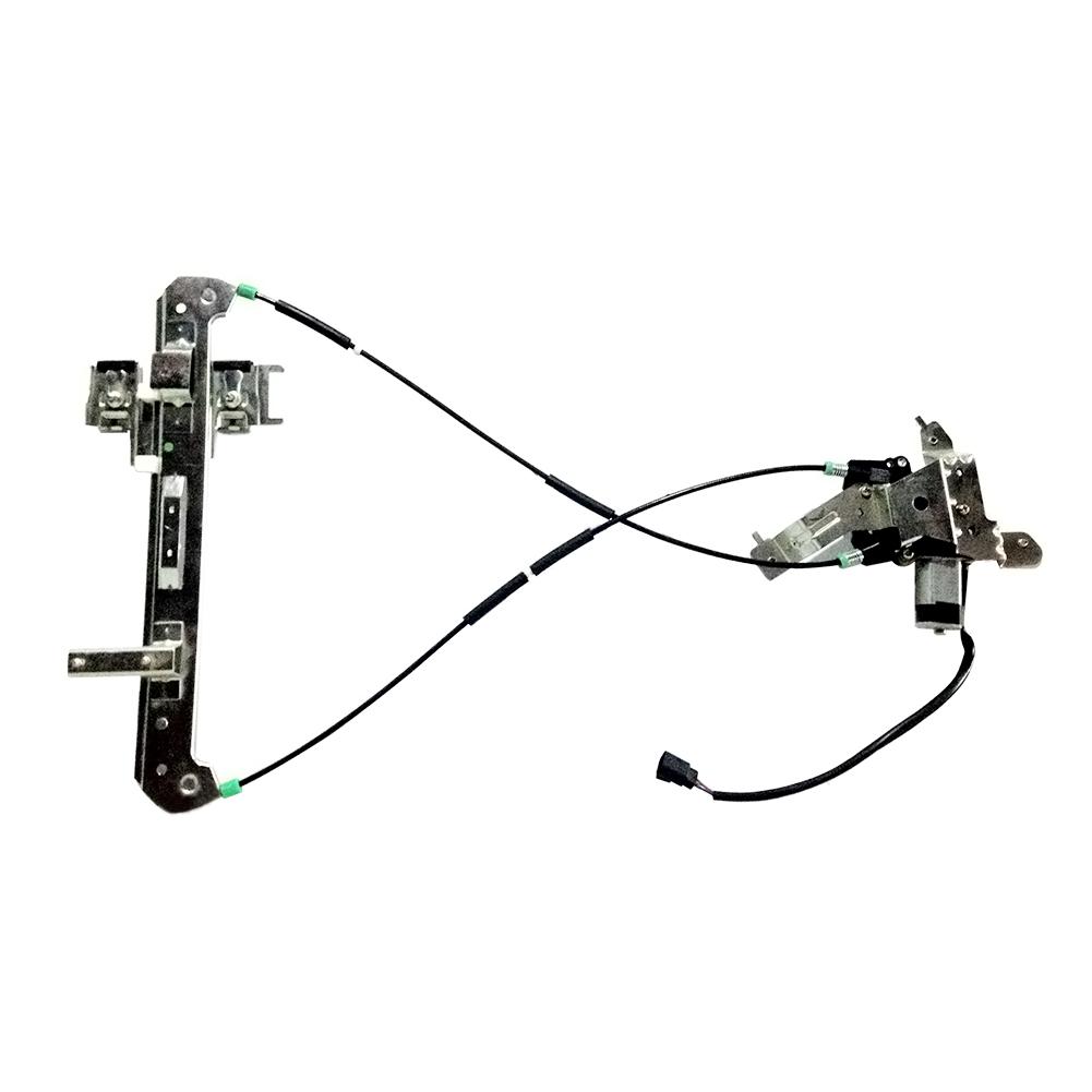 rear right passenger side power window regulator w  motor