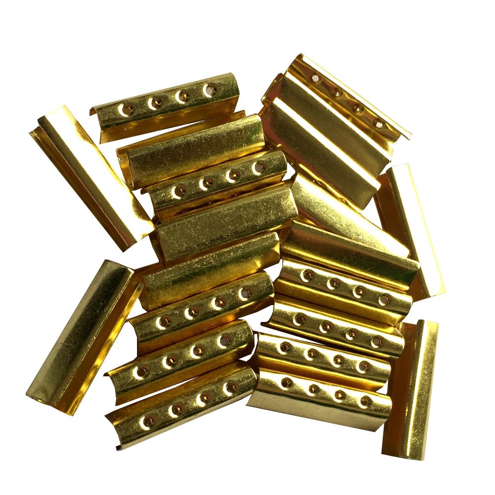 Set DIY Metall Aglet Senkel Tipps Schnürsenkel Schuhsenkel Ende 100//200//300 St