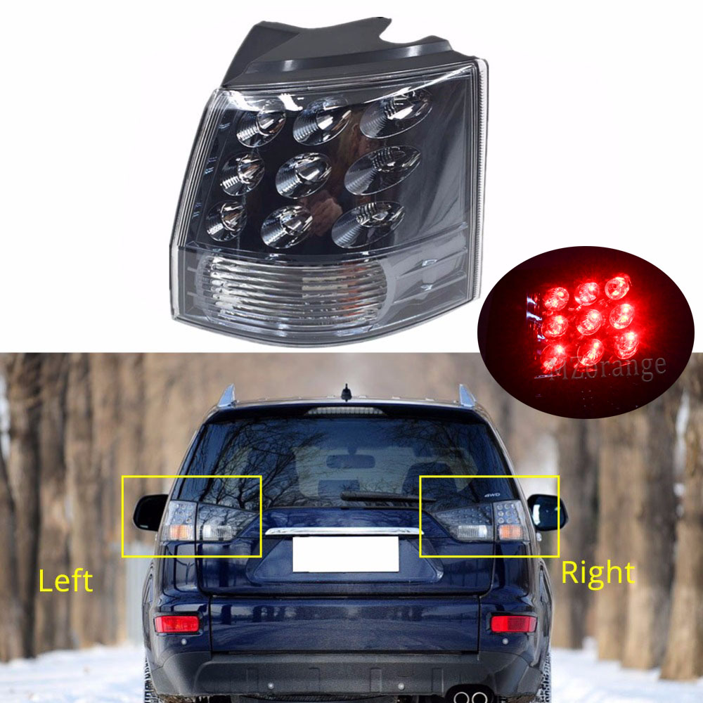 Right For Mitsubishi Outlander EX 2007-13 Outer Brake Light Tail Lamp