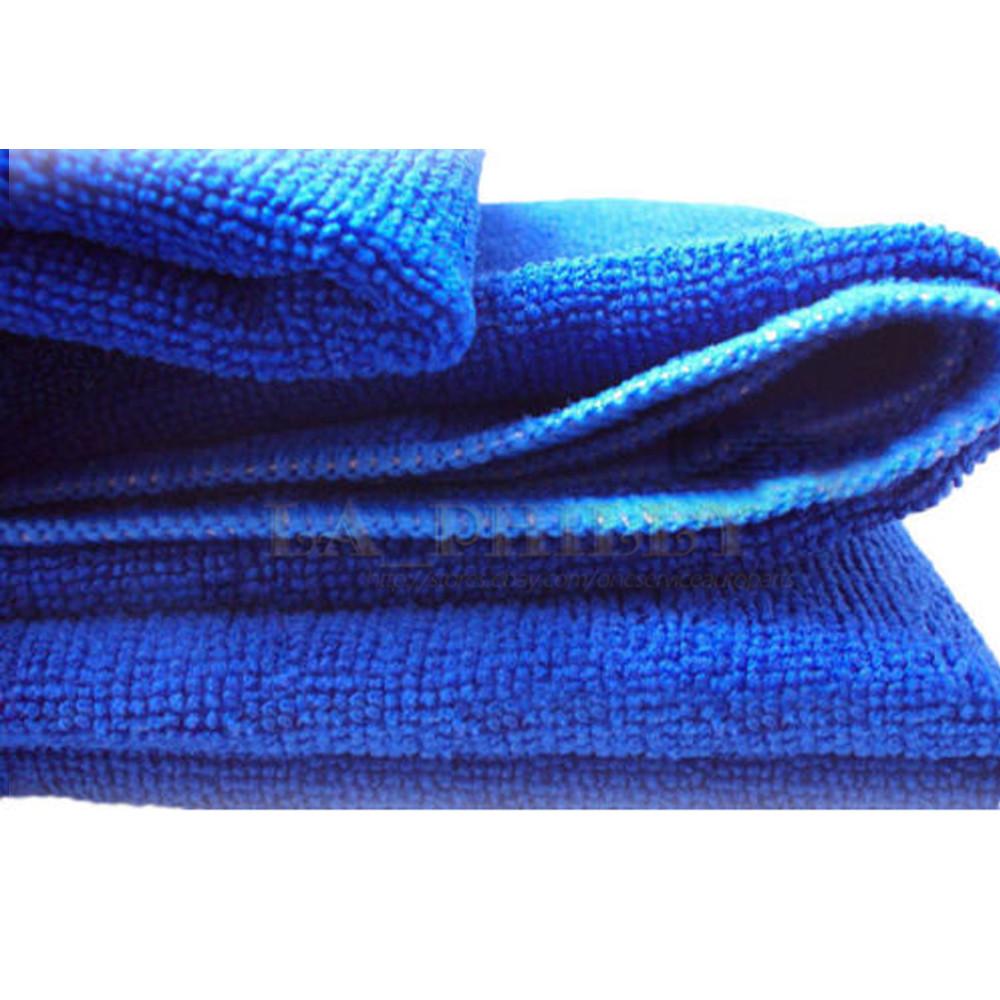 2x Tone Nano Microfiber Cleaning Towel Car Wash Drying