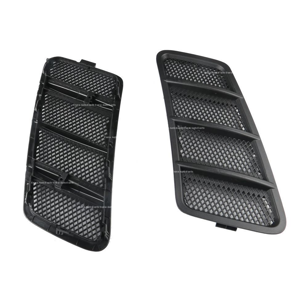 Front Grille Vent Fit For Mercedes Benz B B200 B Class: Front Left Right Hood Air Vent Grill For Mercedes Benz