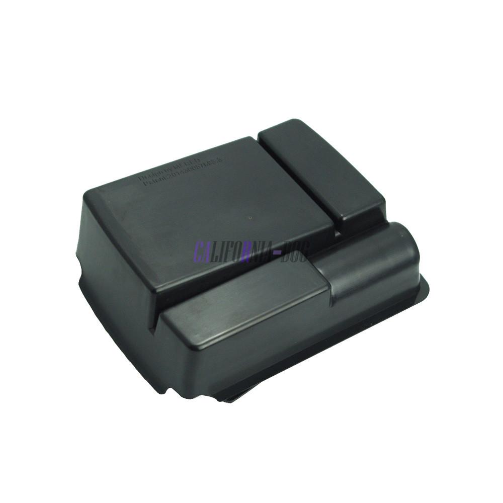 Black Storage Armrest Box Phone Container Car Glove Box Fit