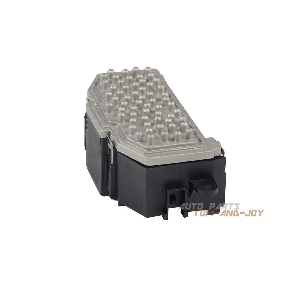 Heater Blower Motor Resistor For VW GTI Jetta Passat Tiguan AUDI A3 Q7 TT SKODA