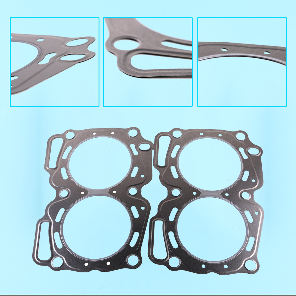 2pcs 11044aa633 Oem 25 Sohc Cylinder Head Gaskets For Subaru 1998 Outback Gasket Forester