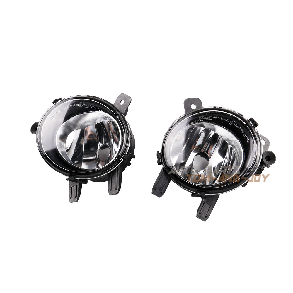 Pair Of Fog Light Lamp Left Right No Bulb For Bmw 3 Series