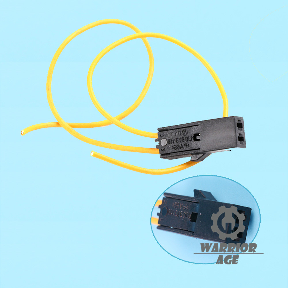 5383e160 7b0b 4b95 83f5 d3ff3852ab40 1pcs 2 pin connector plug wire harness for vw golf audi a4 skoda I O Connector Pin at panicattacktreatment.co