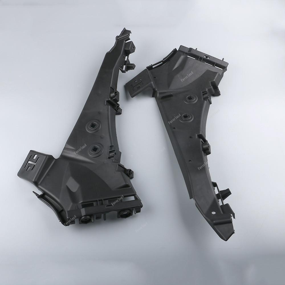 2007 to 2015 Fit Audi Q7 LH /& RH Front Bumper Side Support Bracket #4L0807283B