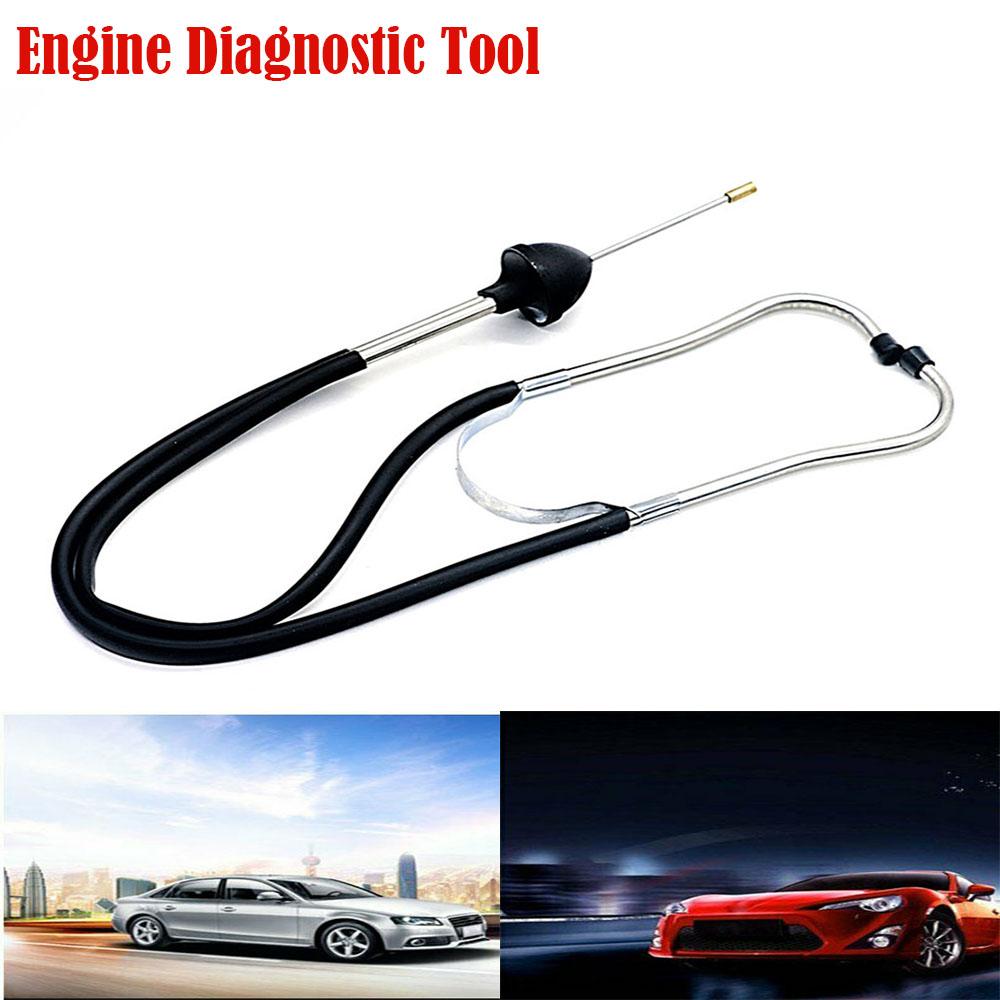 Car Engine Tester Stethoscope Motor Cylinder Automotive Mechanics Diagnostics