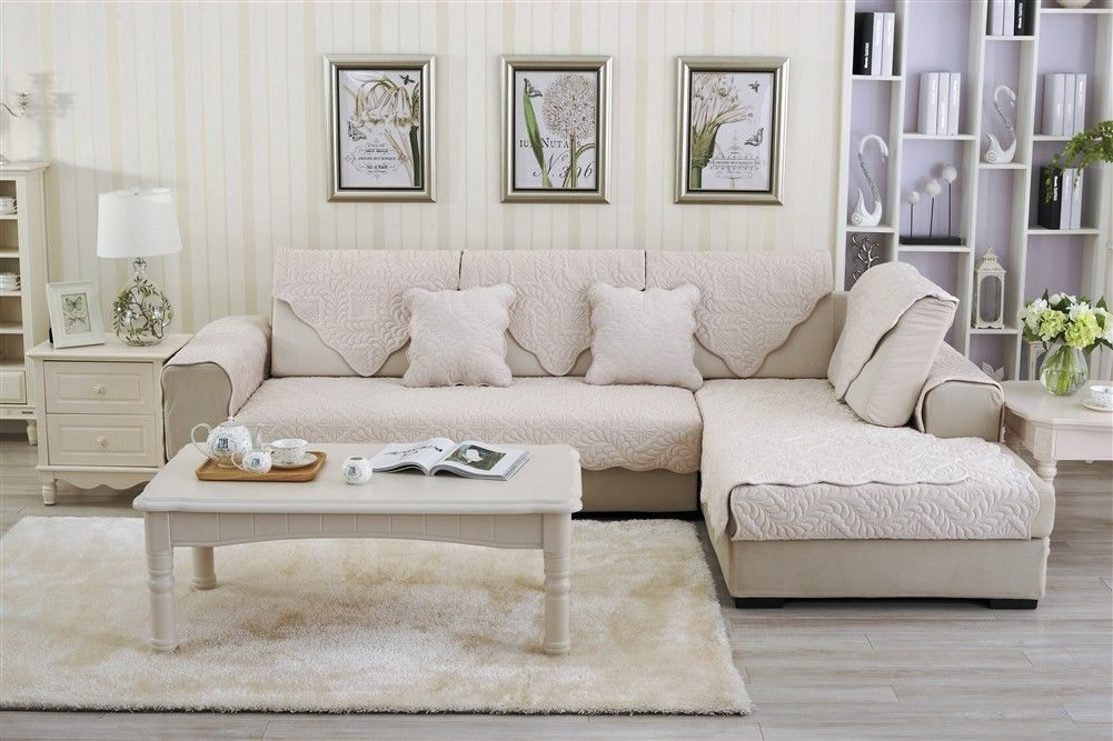 Marvelous Details About Sofa Mat Modern Home Furniture Plush Slipcover Sectional Couch Protective Cover Pdpeps Interior Chair Design Pdpepsorg
