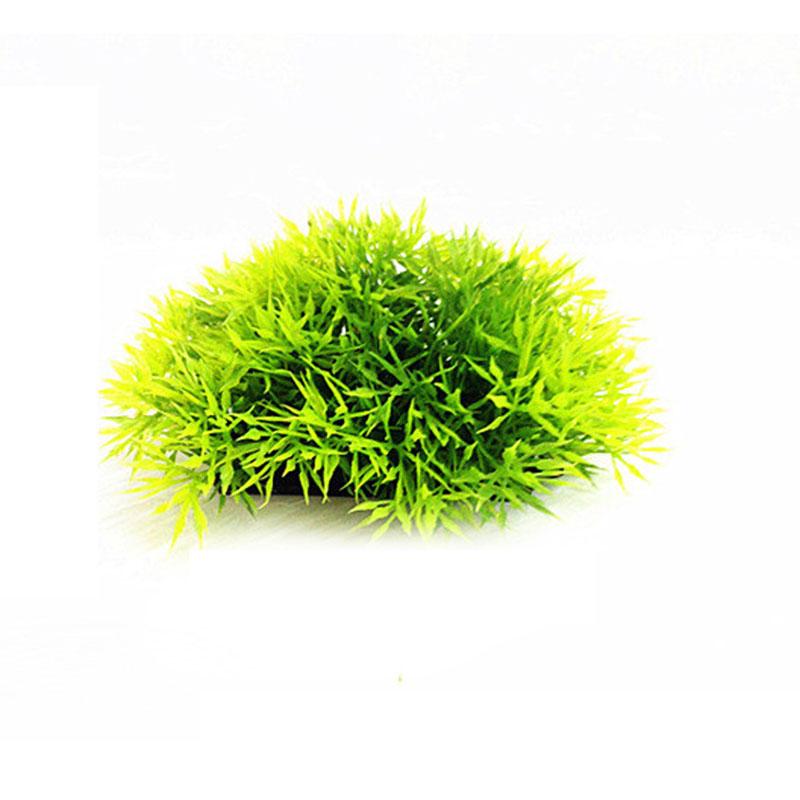 Artificial-Water-Aquatic-Plastic-Grass-Plant-Lawn-Aquarium-Fish-Tank-Landscape