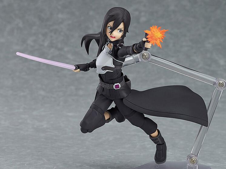 Figma 248 Anime SWORD ART ONLINE II S.A.O KIRITO PVC Figurines Jouet 15CM Boxed