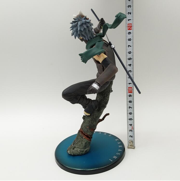 Naruto Hatake Kakashi Shade Statue Anime PVC Action Figure Jouet 21CM BOXED