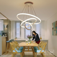 Details about LED chandelier Modern living room creative restaurant bar  decoration lighting