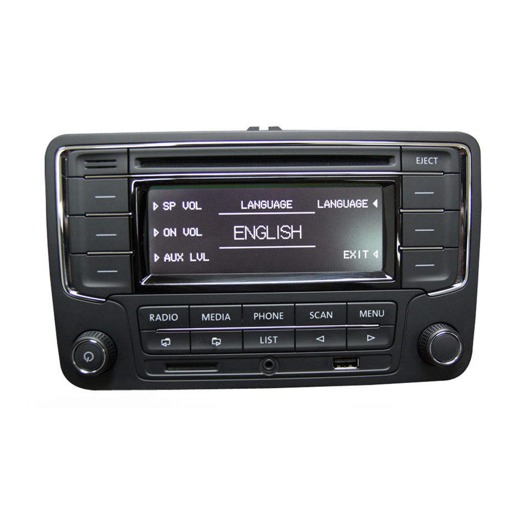 Wholesale Joblot 4pcs Vw Car Stereo Rcn210 Bt Cd Usb Aux