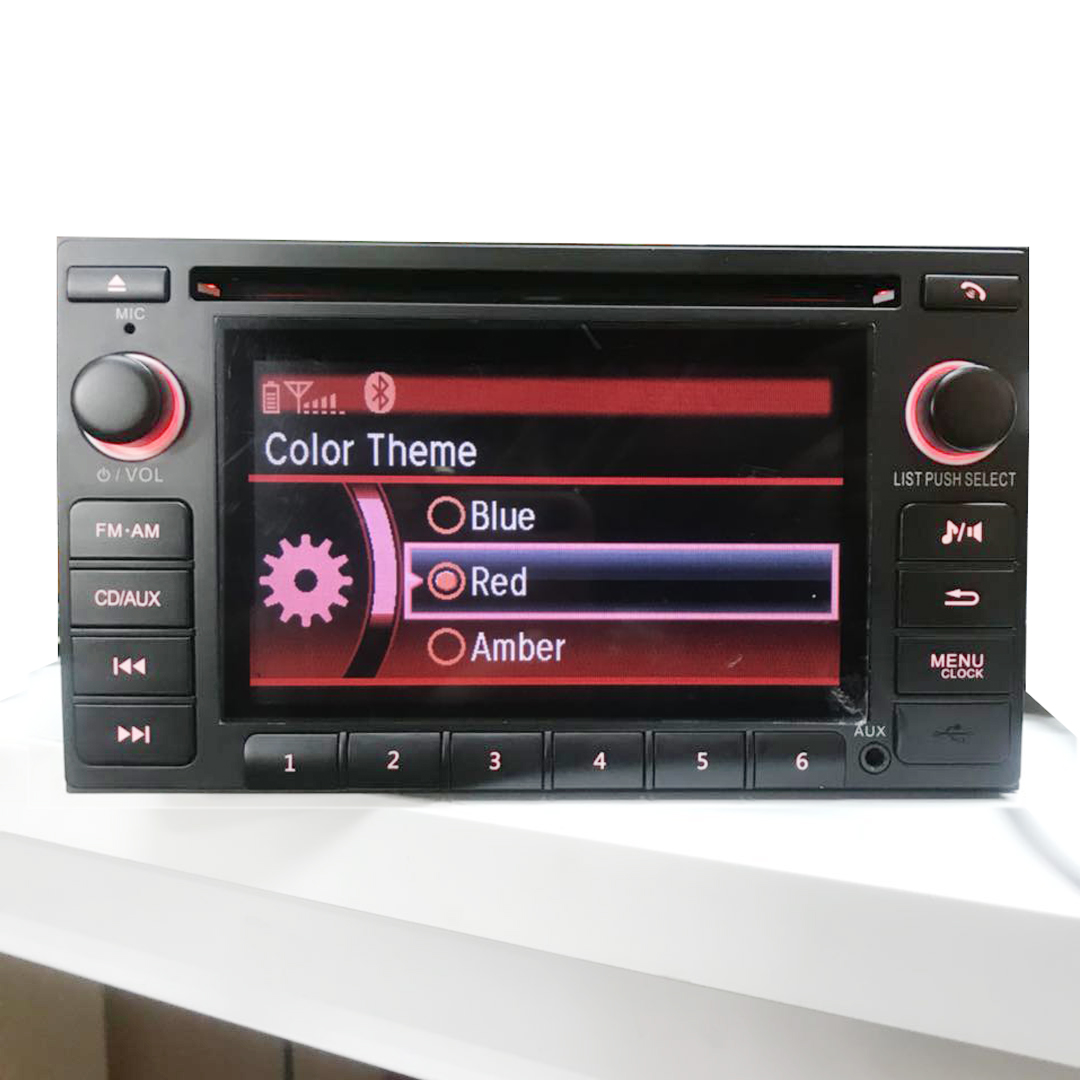 2din autoradio mit bluetooth cd sd usb aux mp3 player. Black Bedroom Furniture Sets. Home Design Ideas