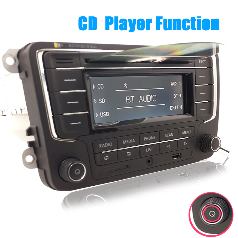 10pcs wholesale car stereo radio rcn210 bluetooth cd usb. Black Bedroom Furniture Sets. Home Design Ideas