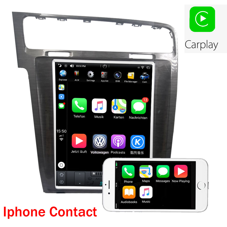 10 4 android carplay gps navi autoradio vertikale screen. Black Bedroom Furniture Sets. Home Design Ideas