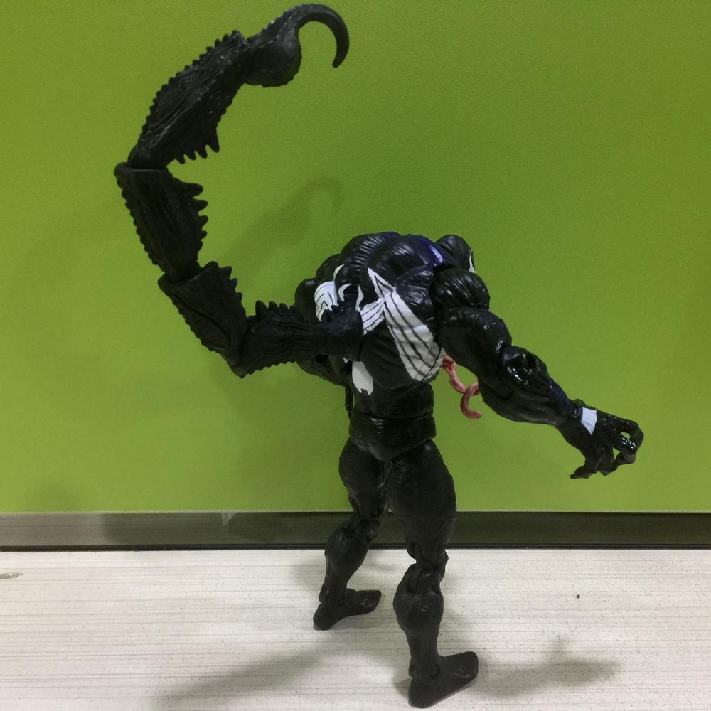 "Venom Spiderman Classic Comic Heros 6/"" PVC Action Figure Collection Toy"