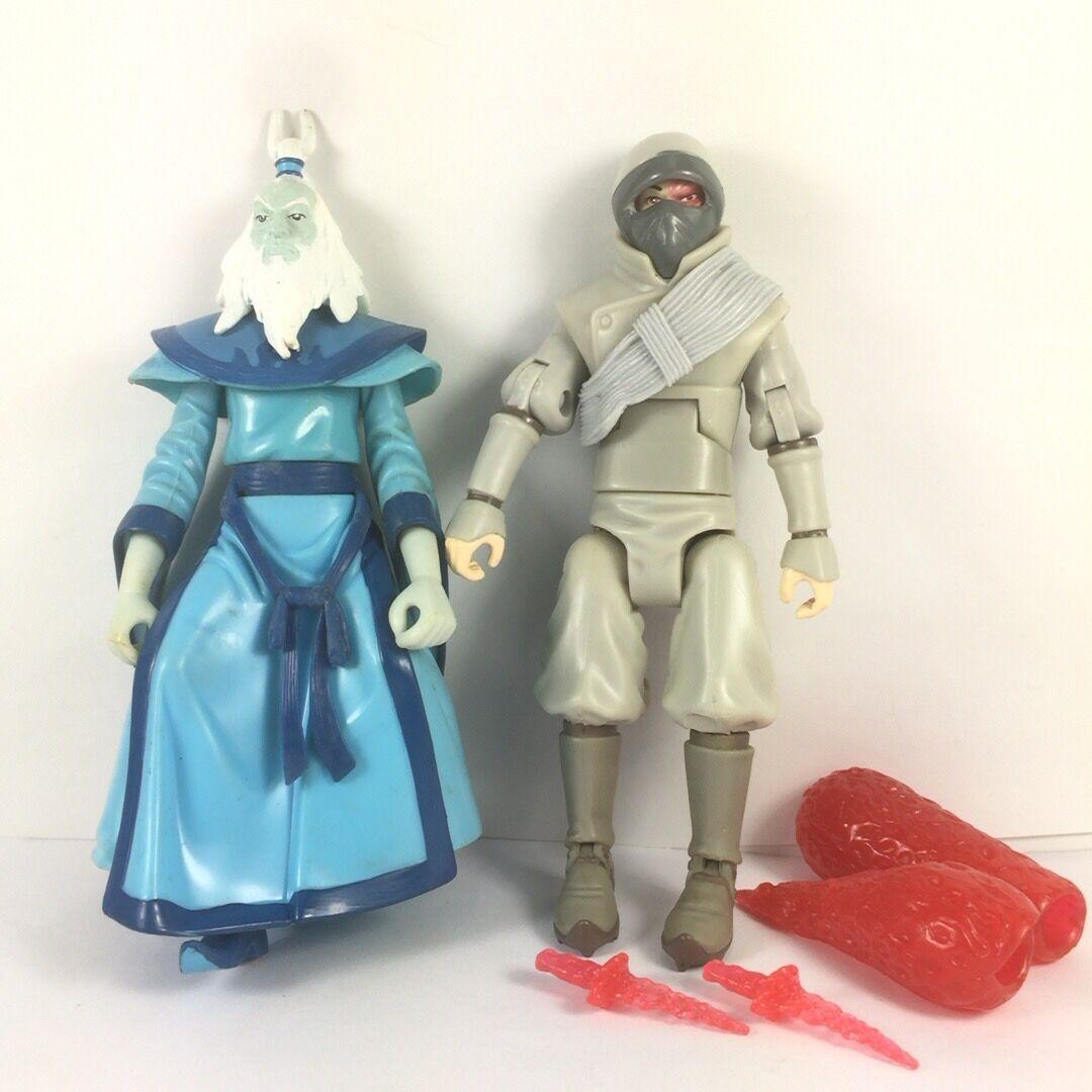 Avatar 2 Toys Ebay: Lot 2Pcs Avatar Zuko & BLUE SPIRIT ROKU The Last Airbender