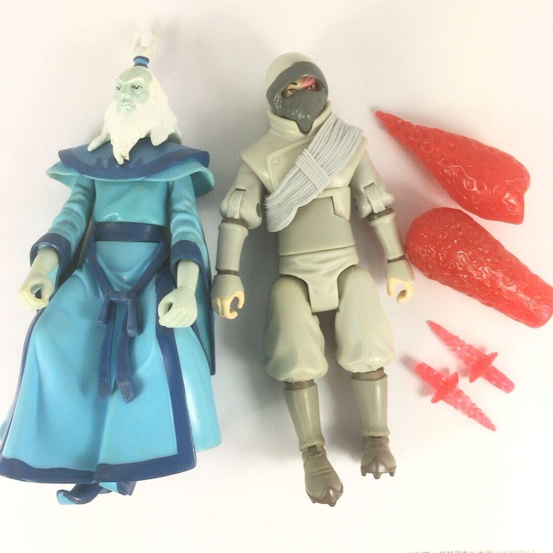Avatar 2 Toys: Lot 2Pcs Avatar Zuko & BLUE SPIRIT ROKU The Last Airbender