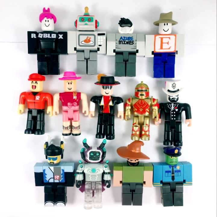 20pcs Random Roblox Accessories Weapons Playsets for Roblox Action Figure Toy