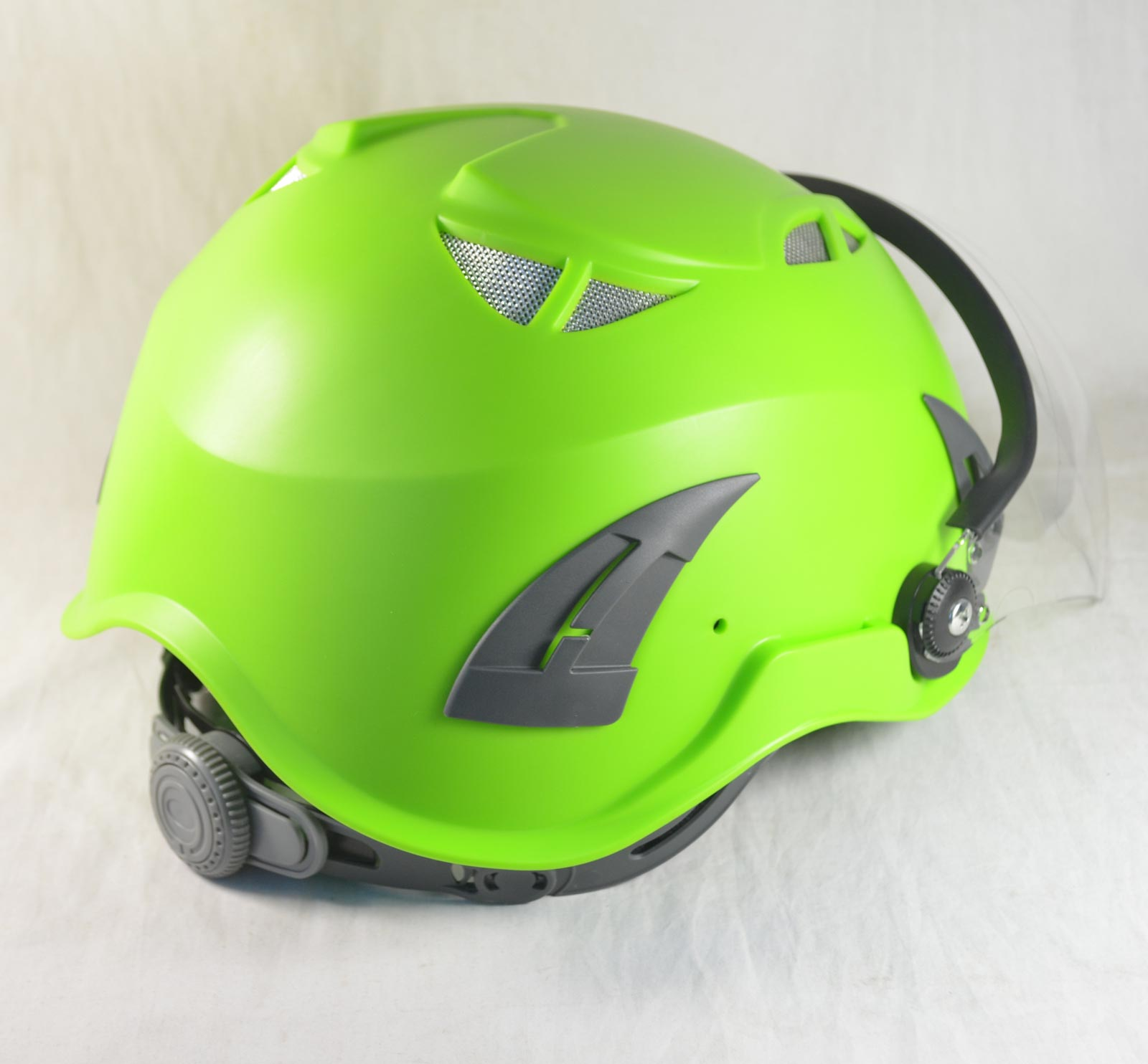 Green Tactical Outdoor Bicycle Motorcycle ABS Helmet With Goggles Multifunction