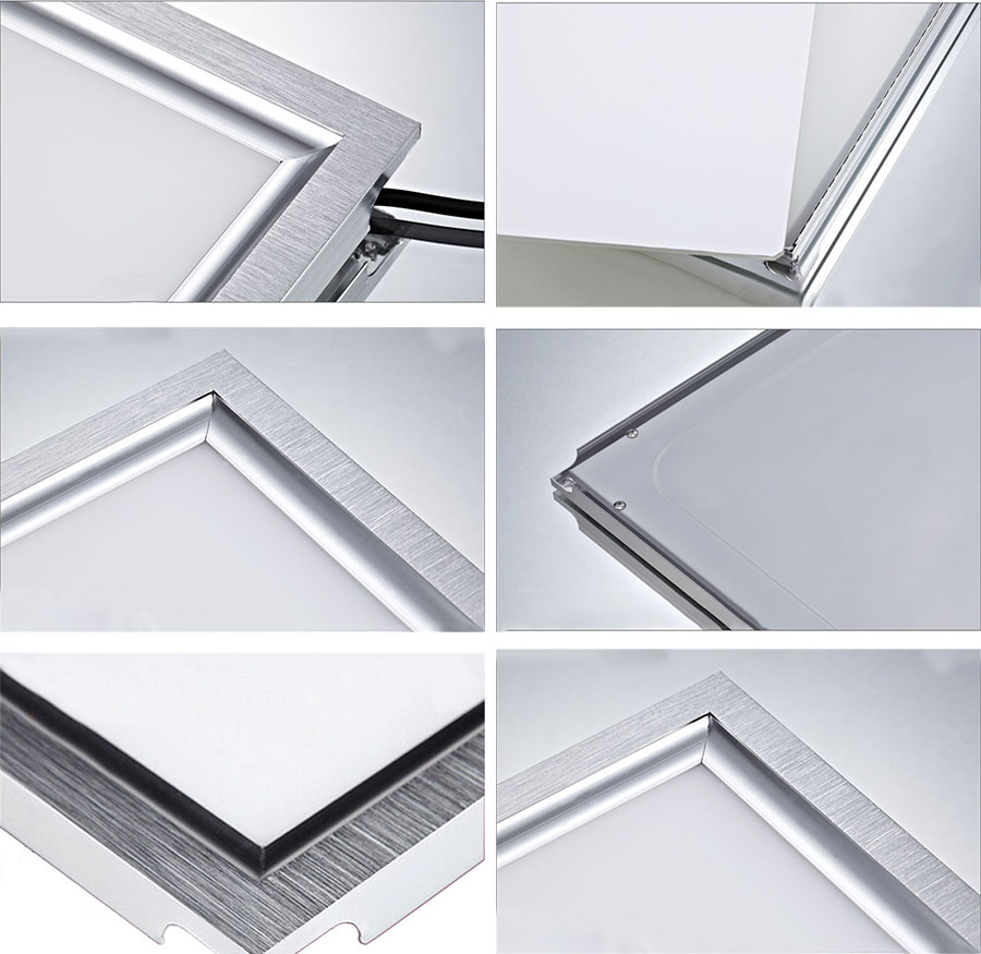 30x30cm ultraslim led panel 12w rgb farbwechsel mit fernbedienung deckenleuchte ebay. Black Bedroom Furniture Sets. Home Design Ideas