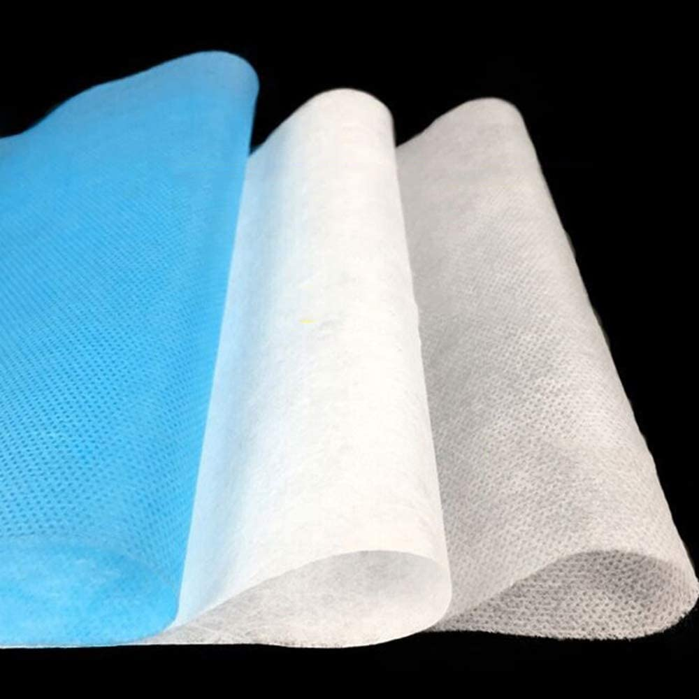 DIY Handmade Material Basde Disposable Waterproof Non-Woven Fabric kit Cloth,95/% Polypropylene Fabric 10 M Waterproof and Breathable Skin-Friendly and Soft