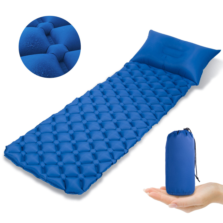 Mattress Pad Inflatable Mattress Sleeping Poisture proof