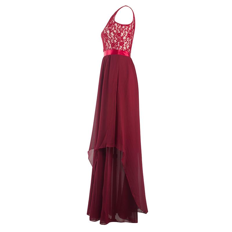 Brautkleider-Abendkleider-Cocktailkleid-Ballkleider-Brautjungfern-Party-Gr-32-40