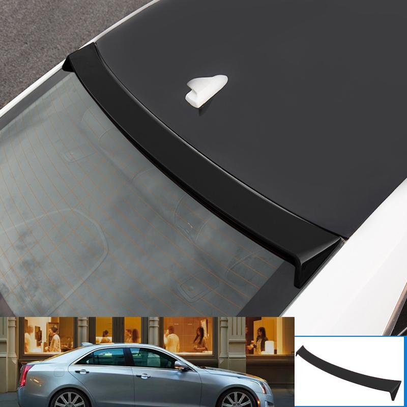 FOR Cadillac ATS 2013-2019 Gloss Black Car Top Roof