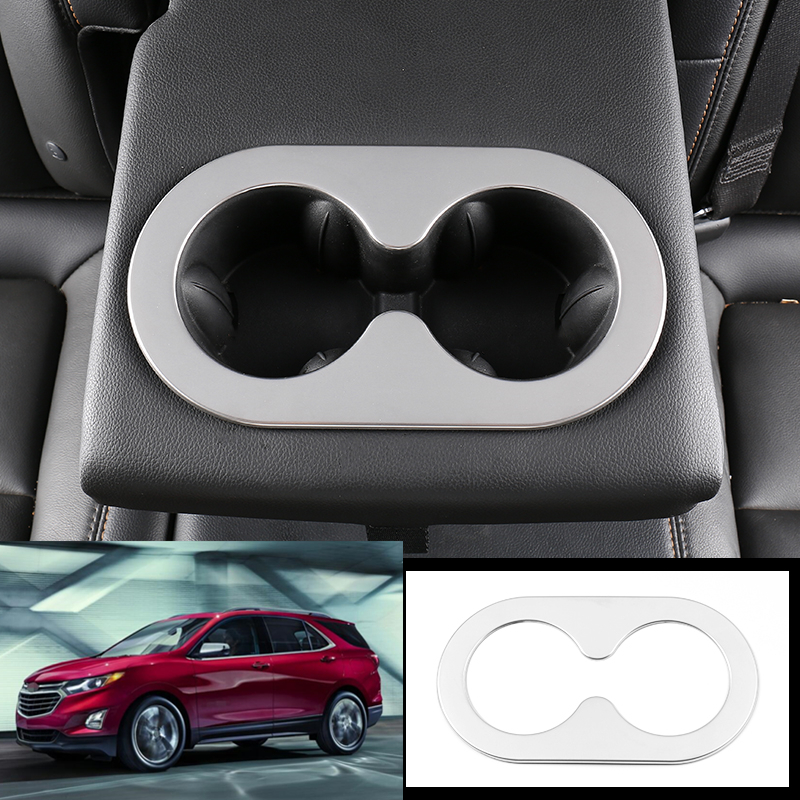 Interior Front Headlight adjustment Frame 1PCS  for Chevrolet Equinox 2018 2019