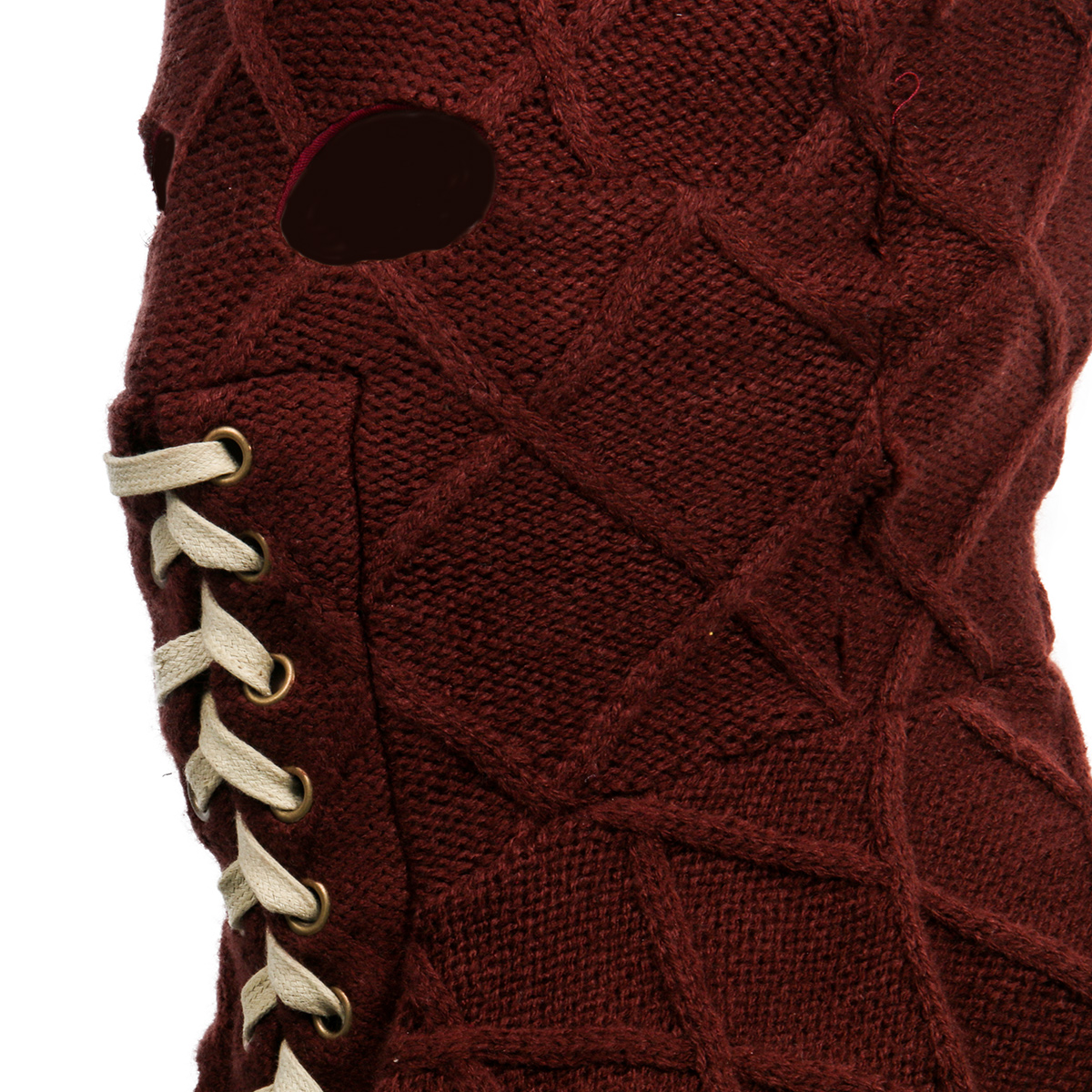 Brightburn Red Hood Cosplay Effrayant Masque d/'Horreur Halloween Costumes Accessoires NOUVEAU