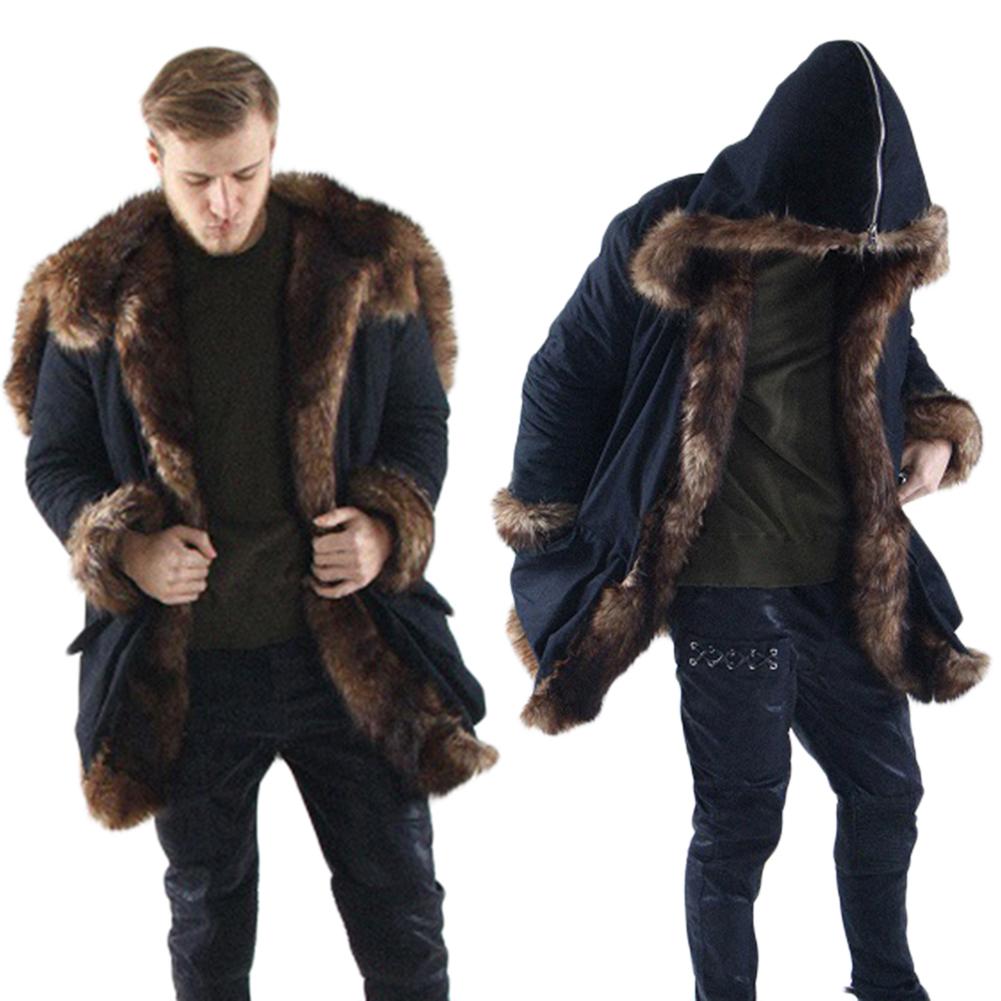 Long Parka Coats Mens