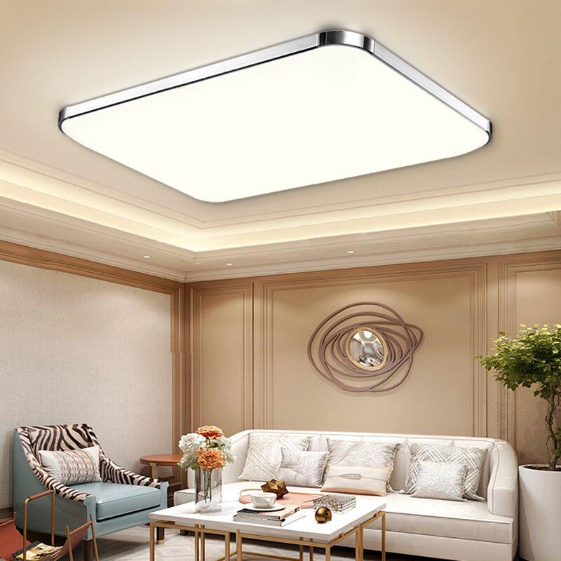Dimmbar led deckenleuchte panel deckenlampe flur for Deckenlampe schlafzimmer