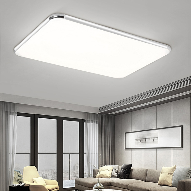 36w Dimmable Led Ceiling Down Light Bathroom Fitting: 64W LED Ceiling Down Light Flush Mount Fitting Dimmable