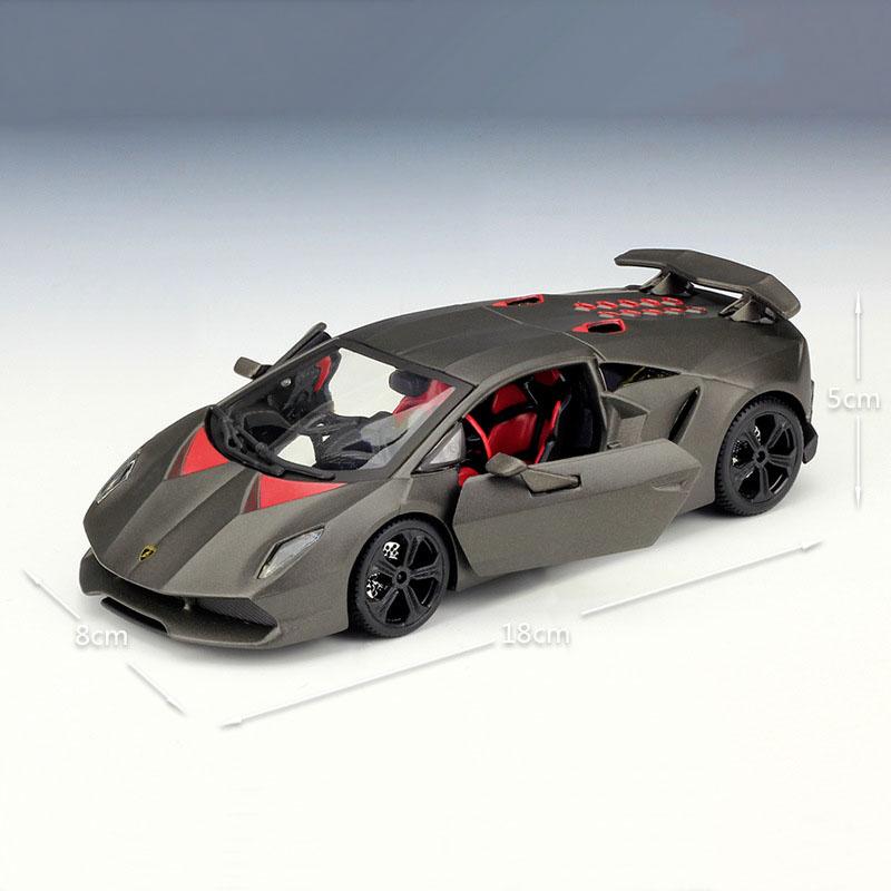 Bburago Genuine Model Scale 1 24 Lamborghini Sesto Elemento Car