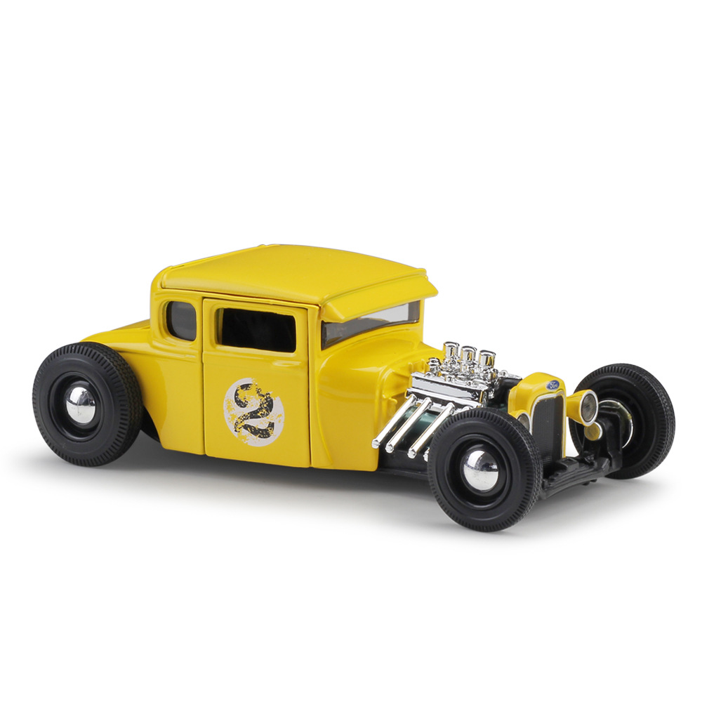 1//24 Maisto 1929 Ford Model A Diecast Model Car Vehicle Kids Collection Toy Gift