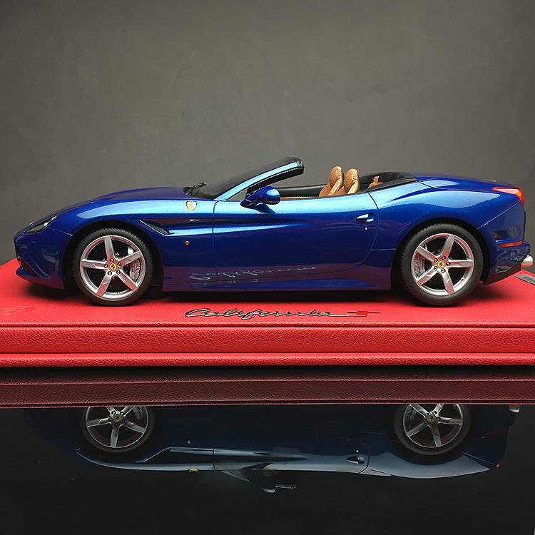 BBR EXCLUSIVE 1:18 Scale Ferrari California T Metallic ...