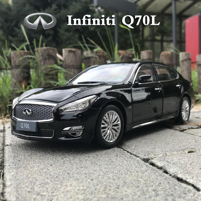 Car Model 2017 Infiniti Q70l Q70 Suv 1 18 Black Ebay