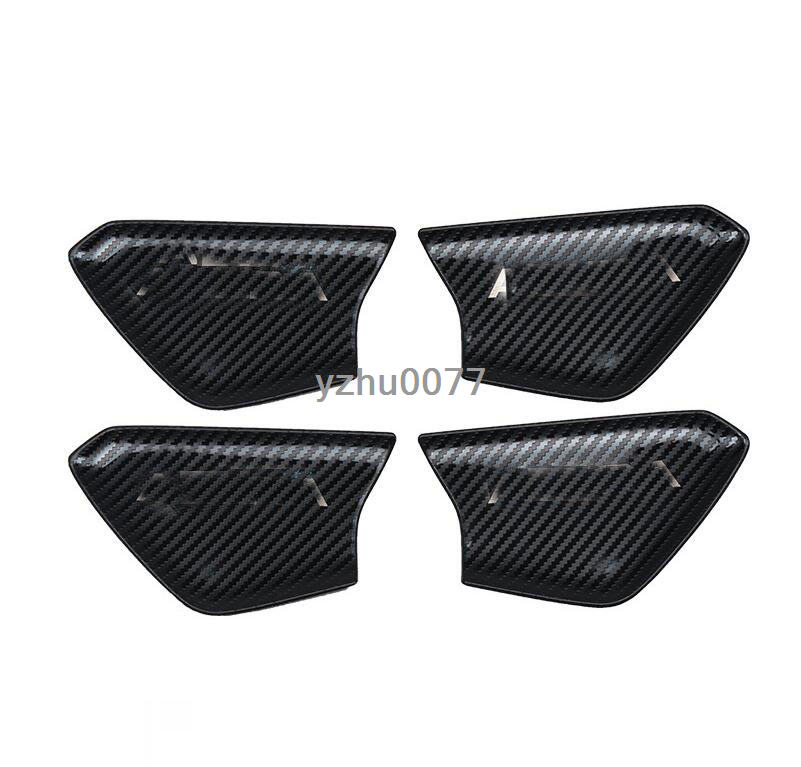 2019 For Acura RDX Carbon Fiber Patterned Side Door Inner