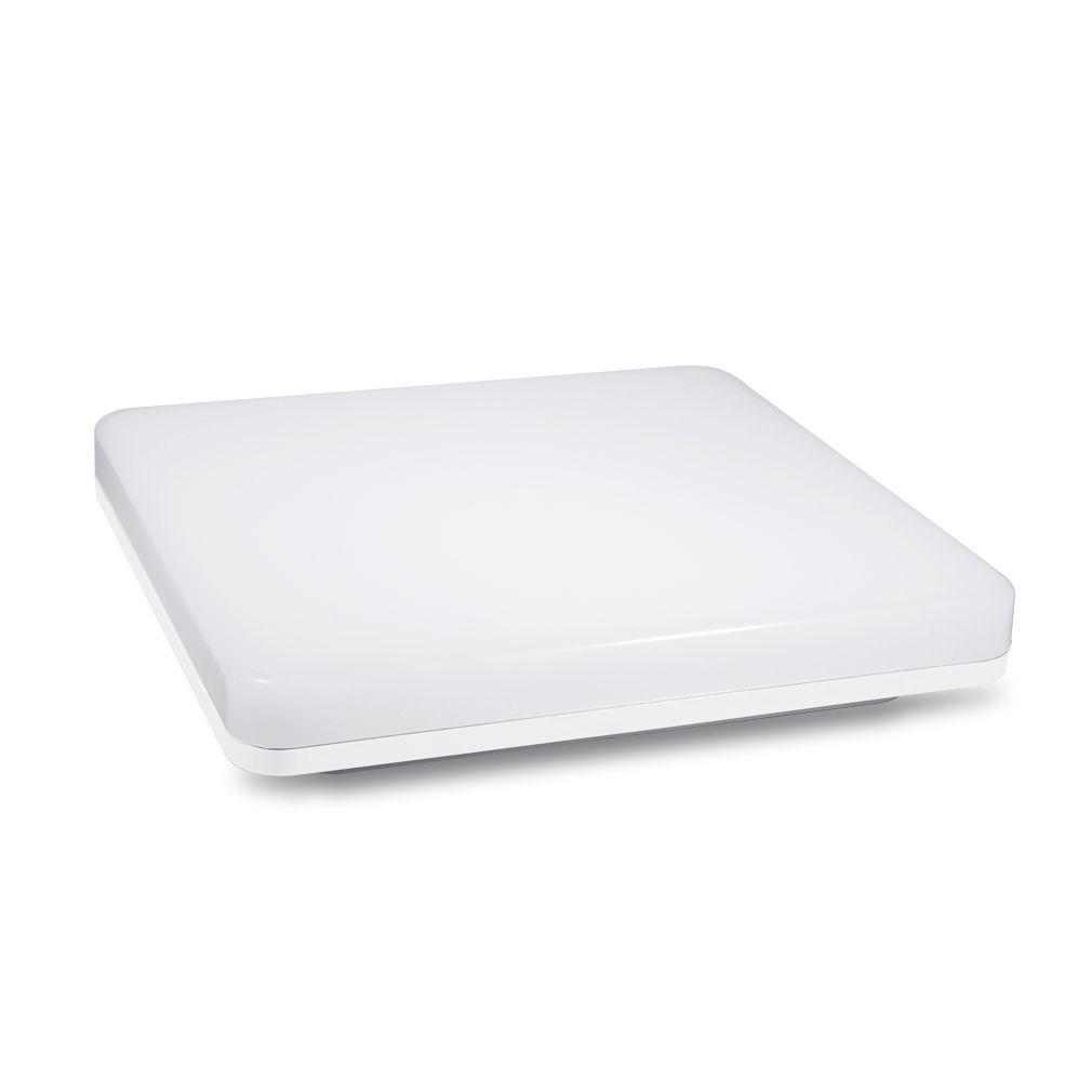 Modern 24W Weiß LED Deckenleuchte Deckenlampe Beleuchtung
