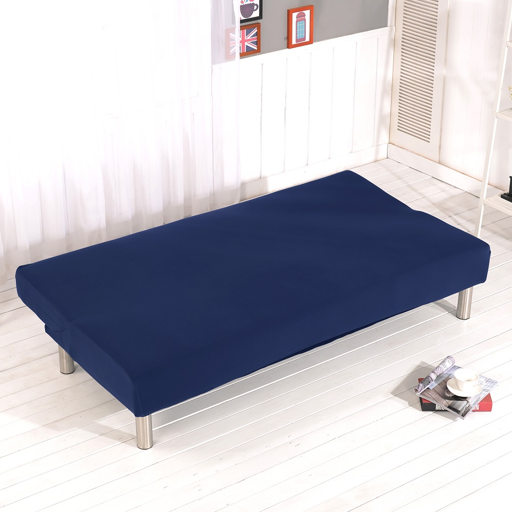 us folding armless sofa futon cover furniture seater protector couch slipcovers us folding armless sofa futon cover furniture seater protector      rh   ebay