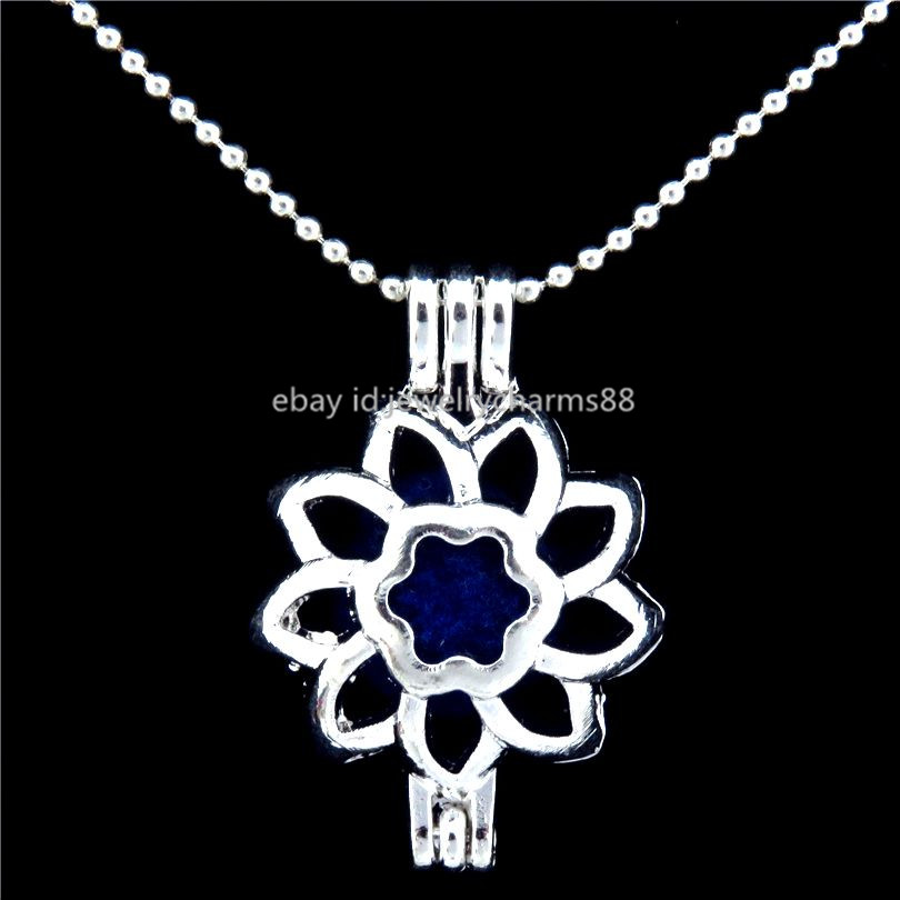 Fashion pentand Crystal Bib Statement charm chunky flower collar Necklace q760