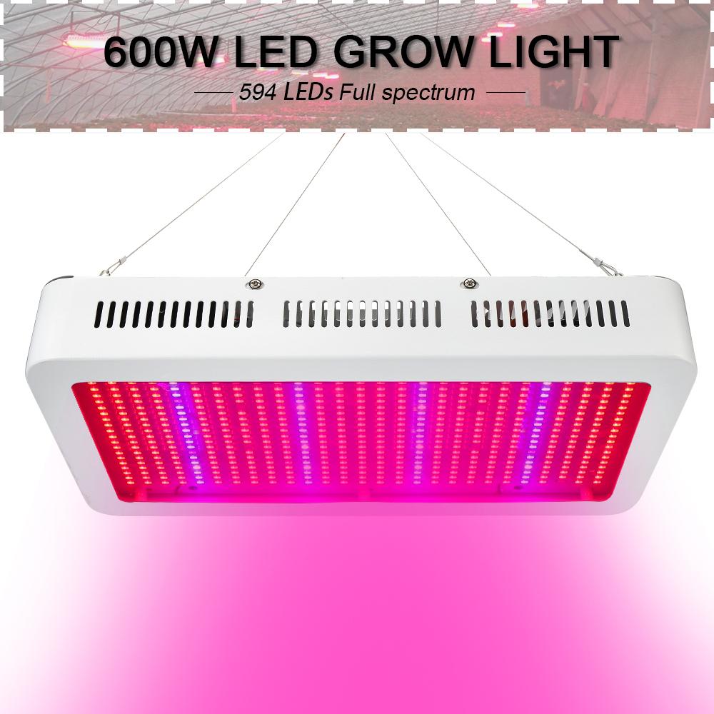 10//15//300W LED Pflanzenleuchte Wachstum Grow Licht Wuchs Pflanze Gewächshau